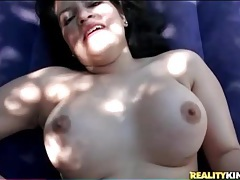 Curvy brunette girl fucked in pov porn video tubes