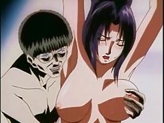 Hentai bdsm play with kinky bound girl tubes