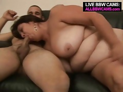 Big belly girl shows her cocksucking skills tubes