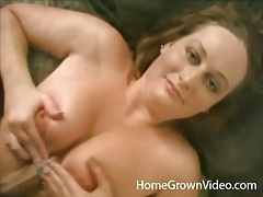 Curvy girl fuck video with a load on her tits tubes