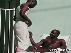 Black gay with jumbo dick tubes