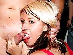 Hot blowjob party tubes