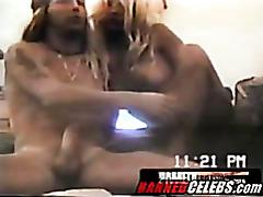 Pamela rides on bretts boner tubes