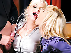 Satin girls pissed on! tubes