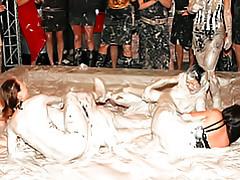 Mud wrestling sluts tubes