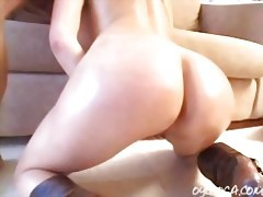 Booty colombian chica nicole medina lollipops a huge cock tubes
