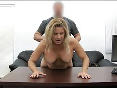Blonde milf amateur fucked in her slutty pussy tubes