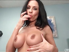 Busty kirsten price masturbates her pussy tubes