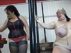 Bbw submissive tied up and loving it tubes
