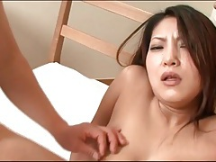 Pink japanese pussy close up is arousing tubes