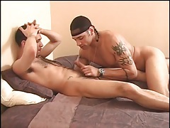 Hot latin cocksucker bent over and fucked tubes