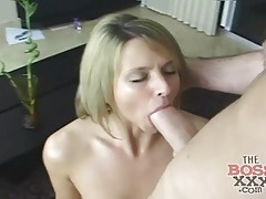 Hot blowjob for a big cock guy tubes