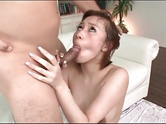 Ripped white pantyhose on japanese fuck slut tubes