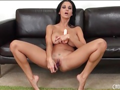 Big boobs milf ava addams fucks her toys tubes