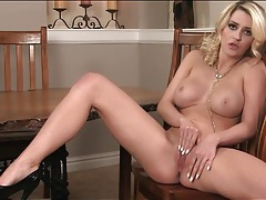 Sienna day is steaming hot in a slutty dress tubes