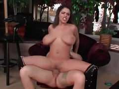 Curvy girl hardcore sex with a hot cum load tubes