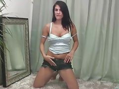 Sexy striptease from hot babe roxy mendez tubes