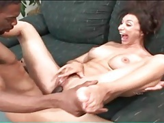 Monster cock fucks a milf as she moans tubes