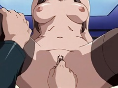 Soaking wet hentai vagina fucked by stiff cock tubes