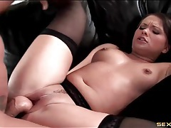 Big cock uses dirty whore for hardcore pleasure tubes