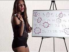 Lelu love gives you a masturbation schedule tubes