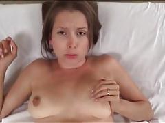 Pov sex where you cum inside her pussy tubes