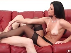 India summer stockings footjob and sex tubes