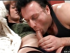 Shemale wants a blowjob from her boyfriend tubes