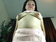 Saggy mature latina tits are sexy tubes