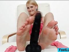 Handjob and cocksucking honeys make him happy tubes