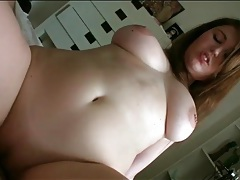 Homemade fuck with a busty cutie riding dick tubes
