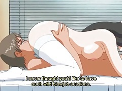 Doctor fucks sexy anime nurse in her cunt tubes