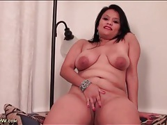 Latina bbw with a big ass she wants to show off tubes