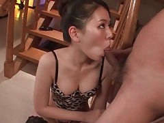 Cumshots on the tongue of a japanese girl tubes