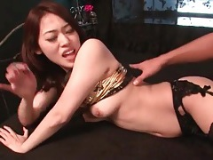 Panties and stockings on a japanese fuck slut tubes