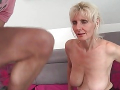 His lusty older lover gives a bj to his big cock tubes