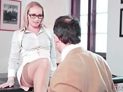 Kathia nobili wants him to eat her pussy tubes
