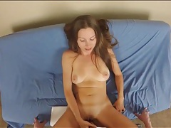 Long dick pov sex with his pretty girl tubes