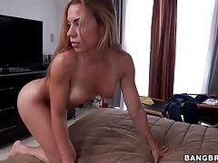 His maid gives a blowjob from down on her knees tubes