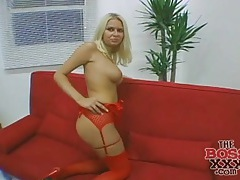 She is a pure blonde with a cocksucking mouth tubes