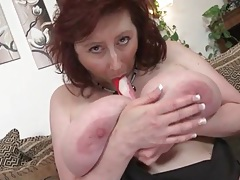 Mom has the most massive titties ever tubes