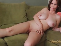 Her big milf tits are perfect and have to be ogled tubes