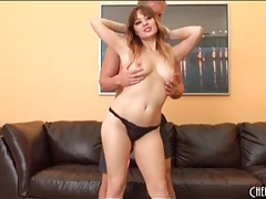 Pussy licking guy turns on his lady jessica ryan tubes