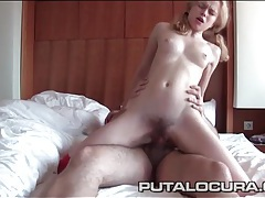 Teen with an incredible body fucked by a fat guy tubes