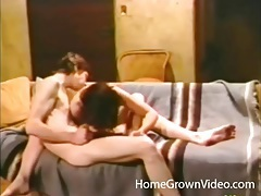 Retro amateur porn with an hot couple tubes