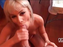 Pov cock pleasing action makes him cum hard tubes