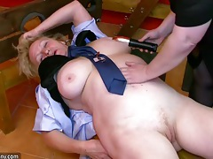 Bdsm granny and mature tubes