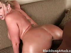 Curvy sara jay makes black cock feel so good tubes