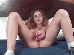 Amateur masturbates in porn for the first time tubes