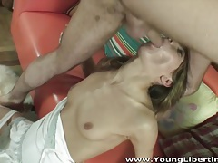 Young libertines - raw anal drilling tubes